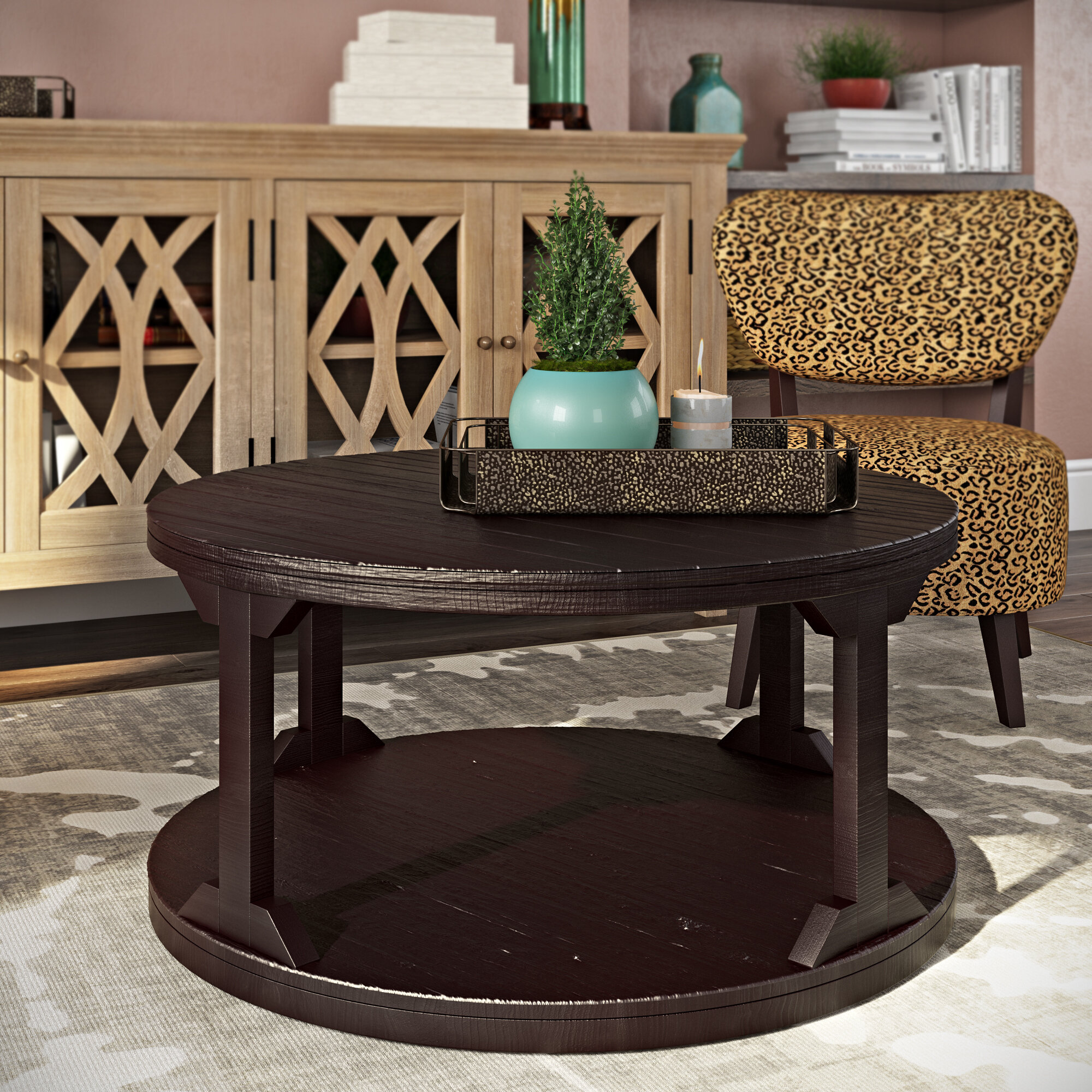 Trent Austin Design Boutwell Coffee Table Reviews Wayfair