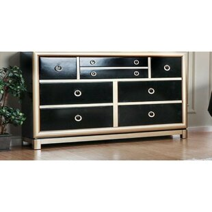 Saulter 7 Drawer Dresser by Bloomsbury Market