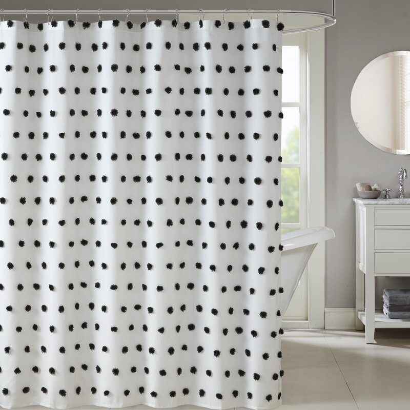 Tybalt Single Shower Curtain Reviews Joss Main