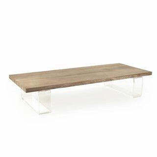 Amenia Acrylic Coffee Table by Foundry Select SKU:DD909359 Description