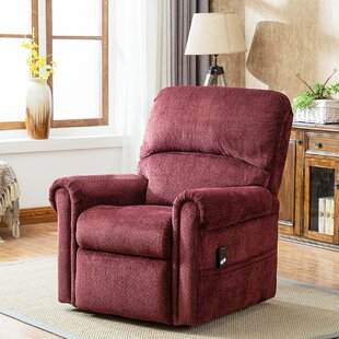 Shop For Ziebarth Power Lift Assist Recliner by Red Barrel Studio Reviews (2019) & Buyer's Guide