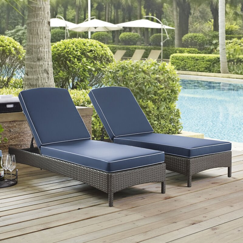 outdoor lounge equipment chaise furniture pe chair wicker gym with adjustable cushion picture of patio pool