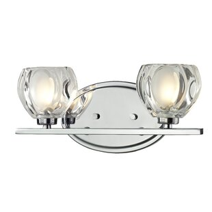 Winston Porter Whaley 2-Light Vanity Light