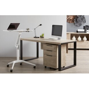 Albin 3 Piece Desk Office Suite by Ebern Designs Best