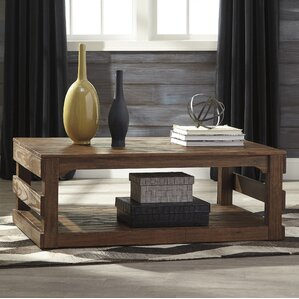 Shanlore Coffee Table by Signature Design by Ashley