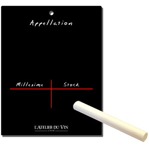 Kontrollkarte Storing 10 von L Atelier Du Vin