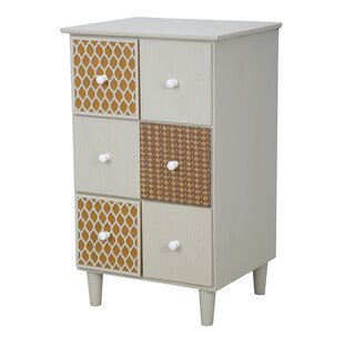 Malloy 6 Drawer Chest By Bloomsbury Market