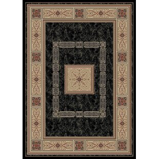 Heritage Ancient Empire Ebony Area Rug ByMayberry Rug