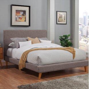 Read Reviews Buckner Upholstered Platform Bed by Trule Teen Reviews (2019) & Buyer's Guide