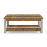 Deeter Coffee Table with Storage by Highland Dunes