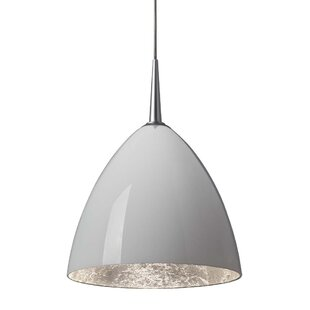 Bruck Lighting Cleo 1-Light Cone Pendant