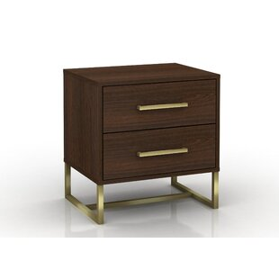 Sely 2 Drawer Nightstand