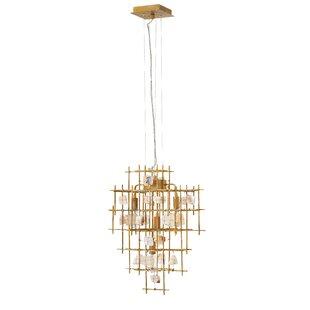 Hinkley Lighting Ringsted 6-Light Geometric Chandelier
