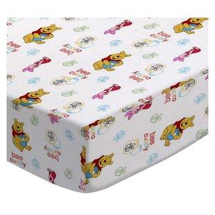 Top Reviews Pooh Bee Cuddly 3 Piece Crib Bedding Set BySheetworld