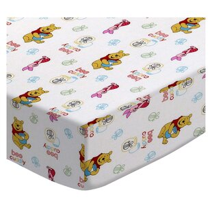 Purchase Pooh Bee Cuddly Bedding Sheet By Sheetworld