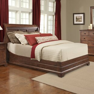 Cresent Furniture Retreat Cherry Panel Bed