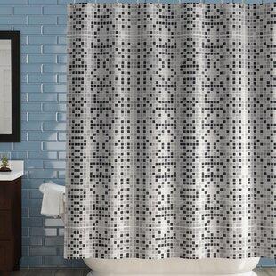 Boysen Tiles Shower Curtain