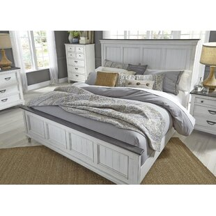 Gerth Panel Bed by Ophelia & Co.