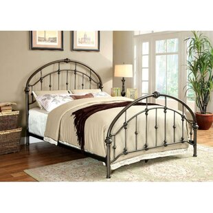 Laffey Queen Panel Bed