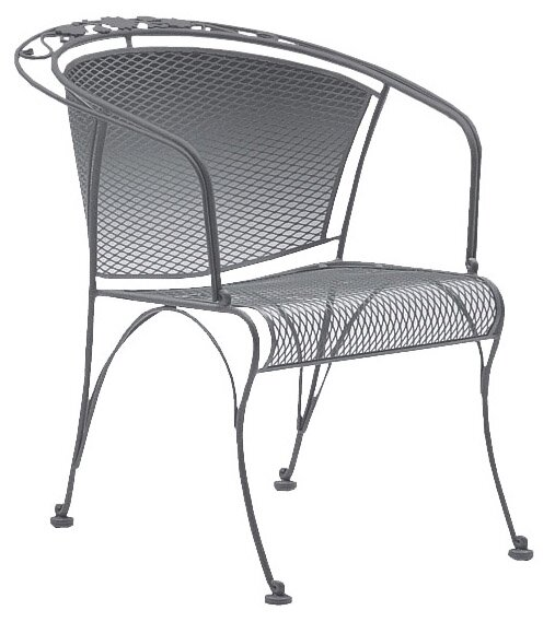- Woodard Briarwood Coil Spring Patio Chair & Reviews Wayfair