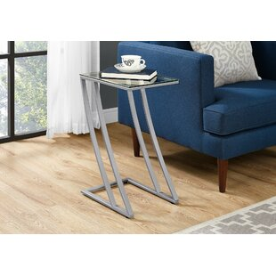 Boatwright End Table by Orren Ellis Discount