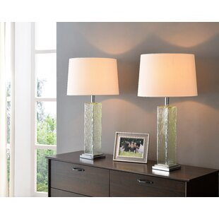 Chelan 28 Table Lamp (Set Of 2) by House of Hampton Best