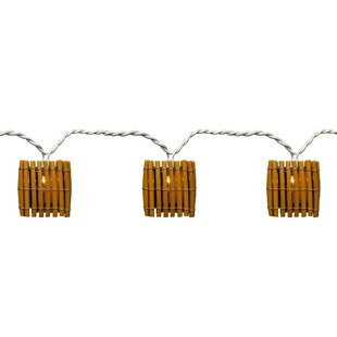 Penn Distributing 10-Light Lantern String Lights
