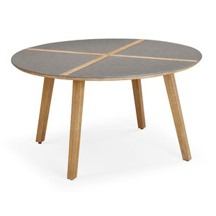 McLellen Wooden Dining Table By Sol 72 Outdoor