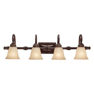 Fleur De Lis Living Byington 4-Light Vanity Light