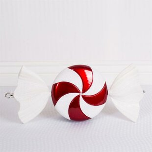 acrylic peppermint candy ornament - Peppermint Candy Christmas Ornaments