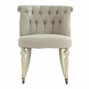 Niccolo Slipper Chair by One Allium Way