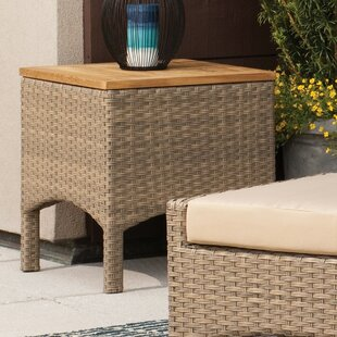 Hooley Teak Side Table