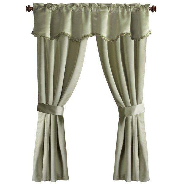 drapes and valance sets luxury drapes valance sets youll love wayfairca