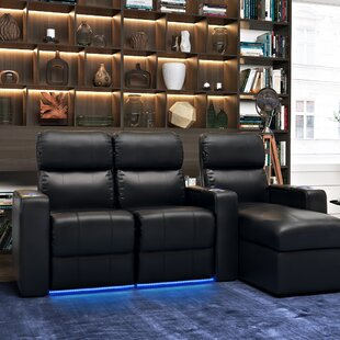 Home Theater Sofa by Red Barrel Studio