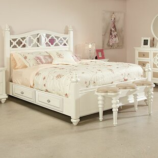 Paris Platform Bed by Najarian Furniture 2019 Sale