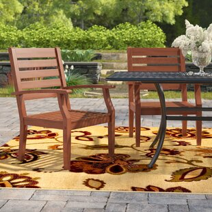 Brook Hollow Patio Dining Chair (Set of 2)