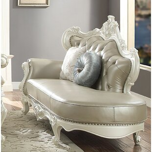 Sabastian Chaise Lounge by Astoria Grand