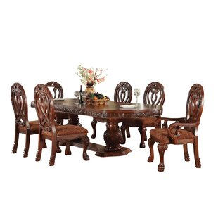 Sherrill 7 Piece Extendable Dining Set by Astoria Grand