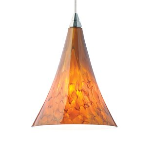 Tech Lighting Melrose 1-Light Cone Pendant