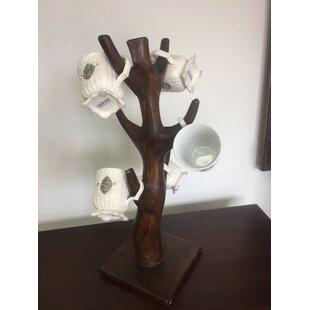 Katlyn Decorative Wooden Mug Tree