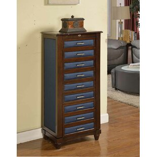 Wildon Home � Jewelry Armoire with Cushions