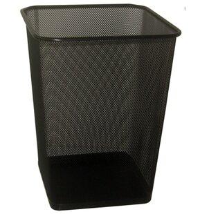 Home Basics Mesh Waste Basket