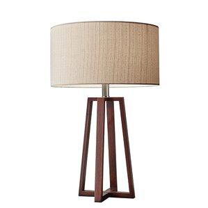 Modern Drum Shaped Table Lamps | AllModern