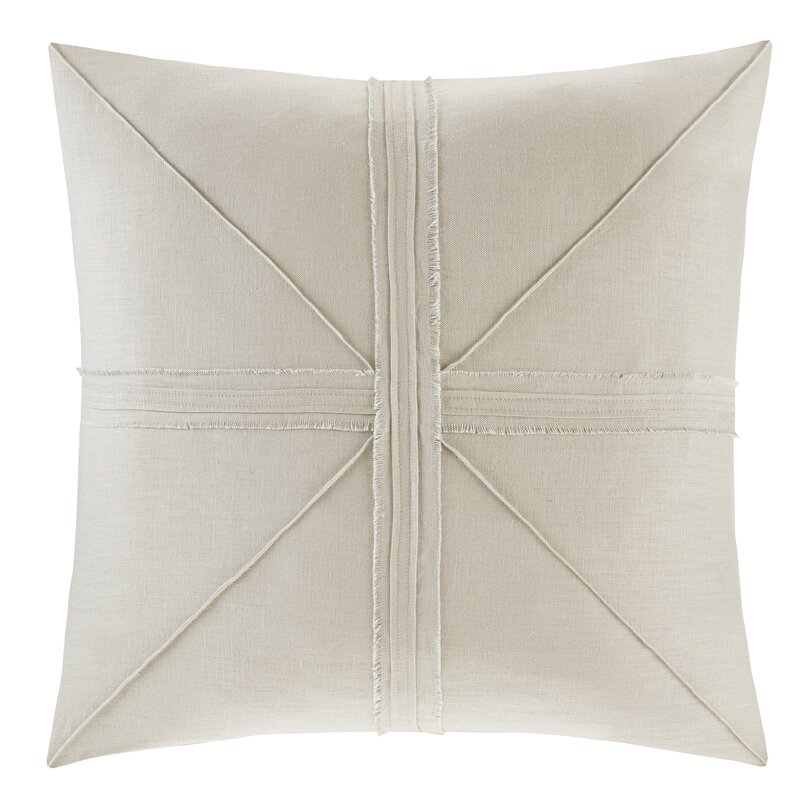 Rafaela Linen Throw Pillow