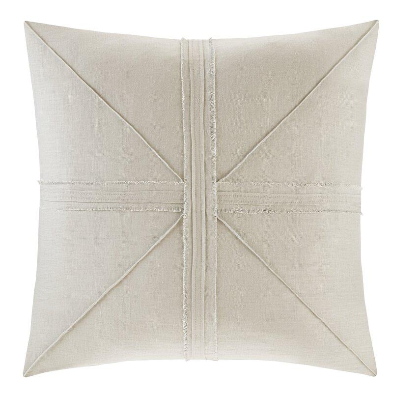 Rafaela Linen Throw Pillow