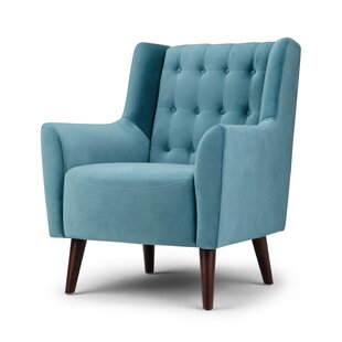 Lyla Wingback Chair by Brayden Studio