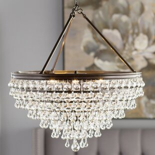 Willa Arlo Interiors Devanna 8-Light Chandelier