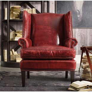 Price Check Covington Bogue Wingback Chair by Hooker Furniture Reviews (2019) & Buyer's Guide