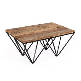 Holsworthy Coffee Table By Borough Wharf