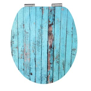 Sticker für Runden WC-Sitz von Eisl